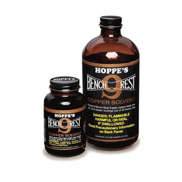 Hoppes No. 9 Bench Rest Copper Cleaning Solvent