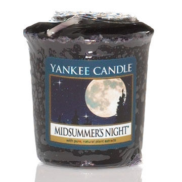 Yankee Candle Sampler Votive Candle - MidSummer's Night