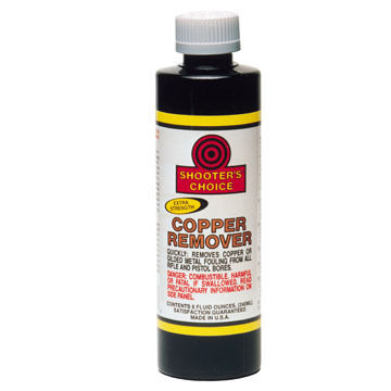 Shooters Choice Copper Remover Bore Cleaner