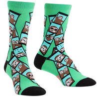 Sock It To Me Women's Oh Snap! Crew Sock