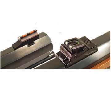 Williams Muzzleloader Front Ramp and Rear FireSight Set
