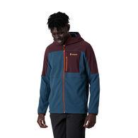 Cotopaxi Men's Abrazo Hooded Full-Zip Fleece Jacket