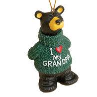 Big Sky Carvers I Love Grandpa Ornament