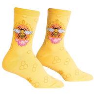 Sock It To Me Women's Queen Bee Crew Sock