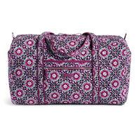 Vera Bradley Signature Cotton 22282 Large 49 Liter Travel Duffel Bag
