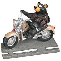 Big Sky Carvers Harley Biker Bear Figurine