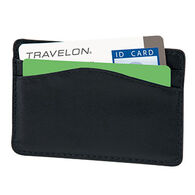 Travelon SafeID Leather Card Sleeve
