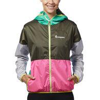 Cotopaxi Women's Teca Full-Zip Windbreaker Jacket