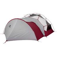 MSR Elixir & Hubba Tent Gear Shed
