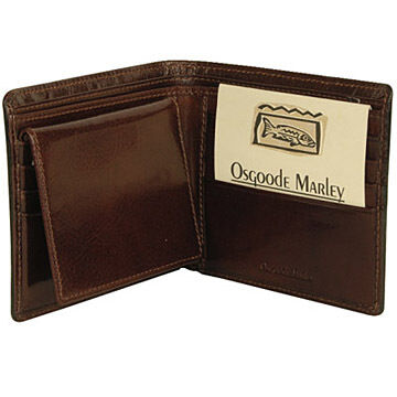 Osgoode Marley Leather Removable Passcase Wallet