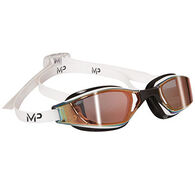 Aqua Sphere MP Michael Phelps XCEED Titanium Mirror Swim Goggle