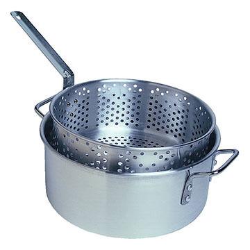 Camp Chef Aluminum Fry Pot Set