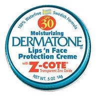 Dermatone SPF 30 Lips 'n Face Protection Creme Mini Tin - 0.5 oz.