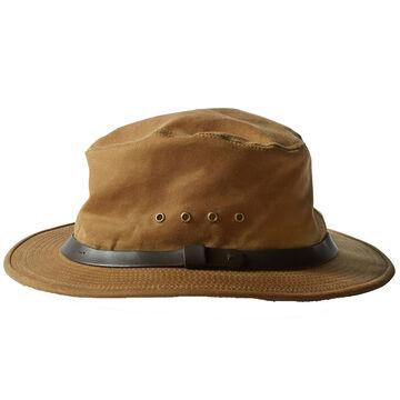 Filson Mens Tin Cloth Packer Hat
