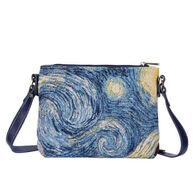 Signare Women's Starry Night Bag Purse Crossbody Handbag