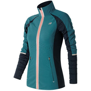 New Balance Womens Precision Run Jacket