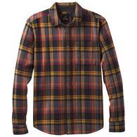 prAna Men's Woodman Flannel Long-Sleeve Shirt