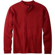 Mountain Khakis Men's Trapper Henley Long-Sleeve Shirt