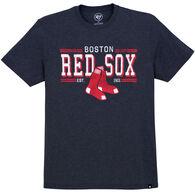 47 Brand Men's Boston Red Sox Club Short-Sleeve T-Shirt