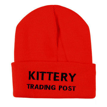Broner Mens KTP Embroidered Insulated Knit Cuff Cap