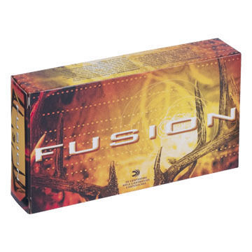 Fusion 30-06 Springfield (7.62x63mm) 180 Grain Fusion BT Rifle Ammo (20)