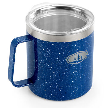 GSI Outdoors Glacier Stainless 15 oz. Double Wall Camp Cup w/ Press-Fit Lid