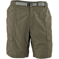 White Sierra Men's Safari Short