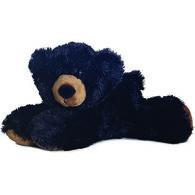 "Aurora Sullivan Black Bear 8"" Plush Stuffed Animal"