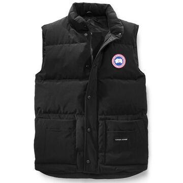 Canada Goose Mens Freestyle Crew Vest
