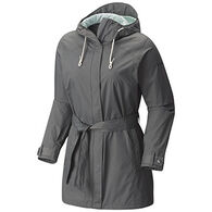 Columbia Women's Pardon My Trench Omni-Shield Rain Jacket
