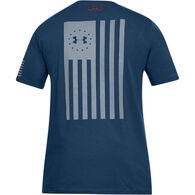 Under Armour Men's UA Freedom Flag Bold Short-Sleeve T-Shirt
