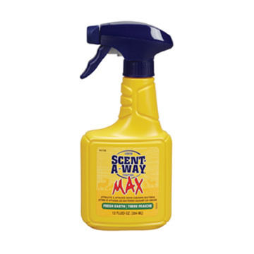 Hunter's Specialties Scent-A-Way Max Fresh Earth Spray - 12 oz.