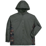 Kenpo Men's i5 Yakima River Hooded Camo Jacket