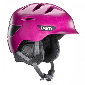 Bern Womens Hepburn Snow Helmet