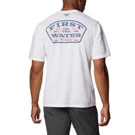 Columbia Men's PFG First Water Graphic Short-Sleeve T-Shirt