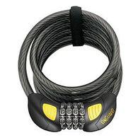 OnGuard Doberman GLO Combination Cable Lock