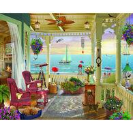 White Mountain Jigsaw Puzzle - Summer Breeze