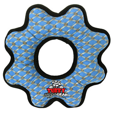 VIP Products Tuffy Mega Gear Ring Dog Toy