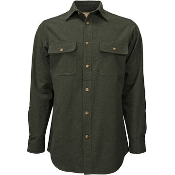 Canyon Guide Outfitters Mens Chamois Long-Sleeve Shirt
