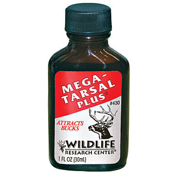 Wildlife Research Center Mega Tarsal Plus Buck Attractant