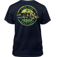 Salt Life Youth Electric Skinz Short-Sleeve T-Shirt