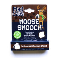 Mad Gab's Hot Cocoa Holiday Moose Smooch Lip Balm