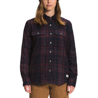 The North Face Women's Campshire Fleece-Lined Long-Sleeve Shirt