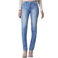 Lee Jeans Women's Flex Motion Regular Fit Straight Leg Jean Pant