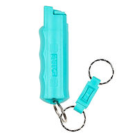 Sabre Red Kuros! Key Case Pepper Spray w/ Quick Release Key Ring