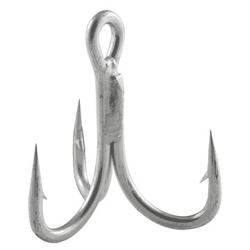 Owner ST-76 5X Strong Saltwater Treble Hook - 5-6 Pk.