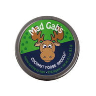 Mad Gab's Coconut Moose Smooch Tin Lip Balm