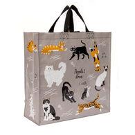 Blue Q Women's People I Love: Cats Shopper Tote Bag