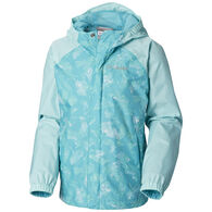 Columbia Toddler Girl's Fast And Curious II Rain Jacket