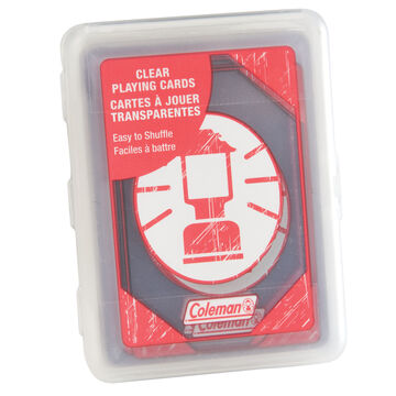 Coleman Waterproof Playing Card Deck